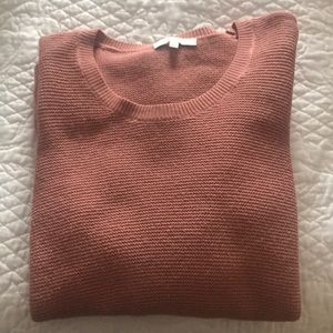 Madewell Cotton Sweater